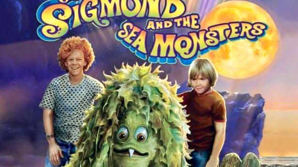 Sigmund and the monsters show for tweens