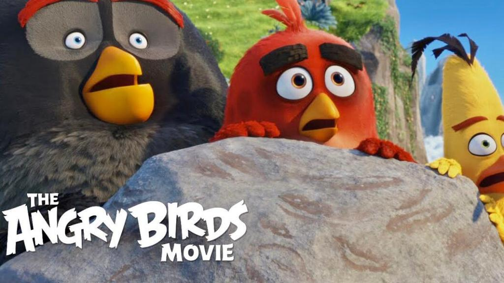 The Angry Birds Movie on Amazon Prime Video