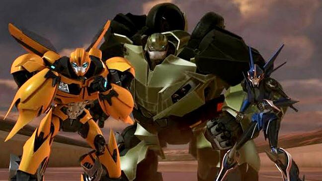 Transformers Prime best amazon prime show for tweens