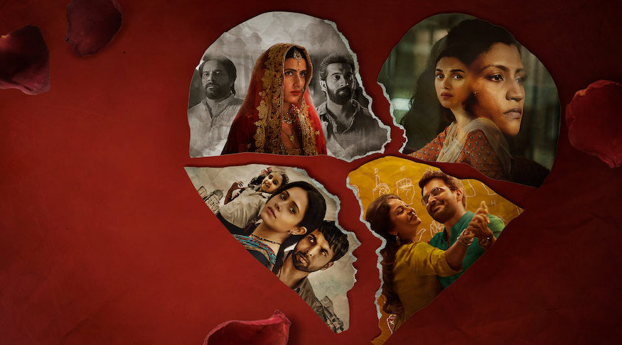 Ajeeb Dastaans netflix original hindi movie