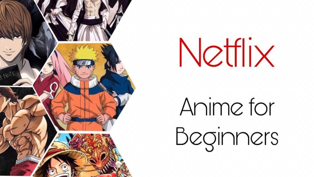 Best Anime on Netflix for Beginners