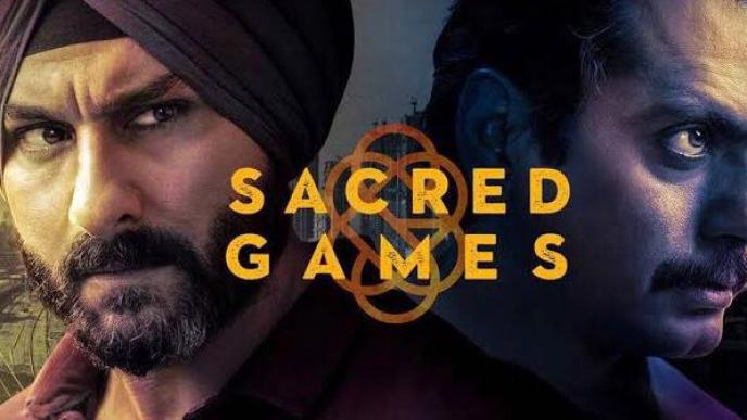 Sacred Games best netflix indian series
