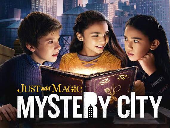 Just add magic mystery city on amazon prime