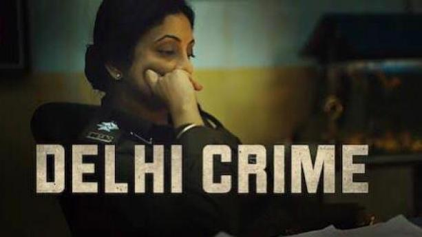 Best Indian web series on Netflix is Delhi Crime