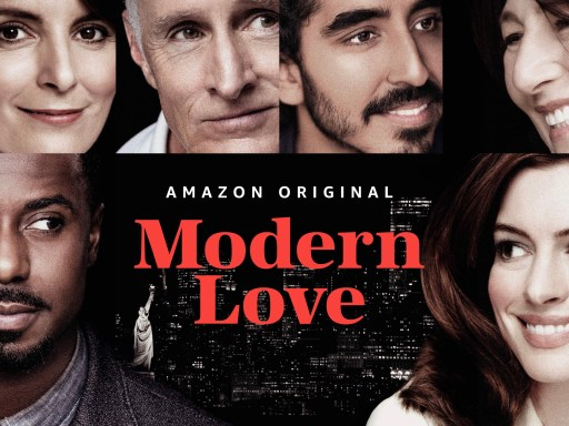 Modern Love best romantic series on amazon prime