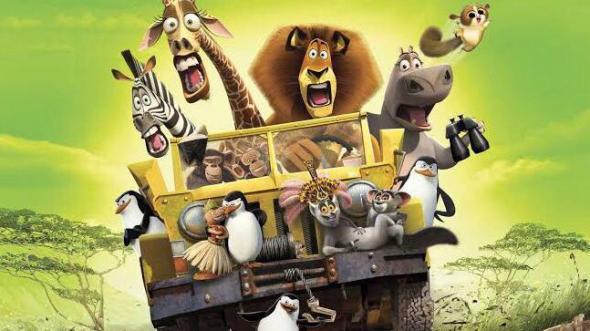 Madagascar escape 2 Africa movie on netflix