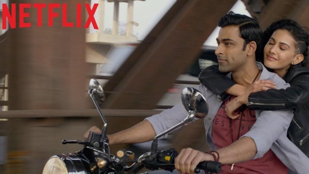 Rajma Chawal Netflix Original Hindi Movie