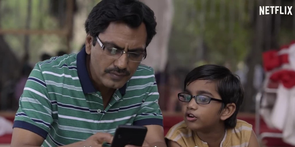 Serious Men Netflix Original Hindi Movie