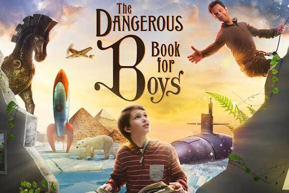 A dangerous book for boys on amazon prime