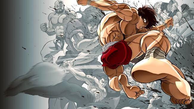 Baki netflix original english dubbed anime