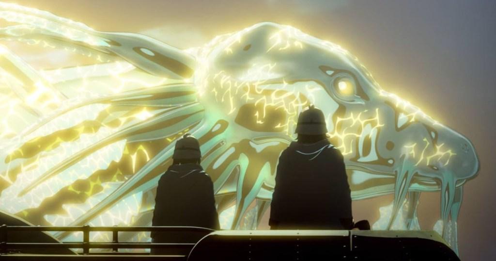 Best Netflix Original Anime Drifting Dragons