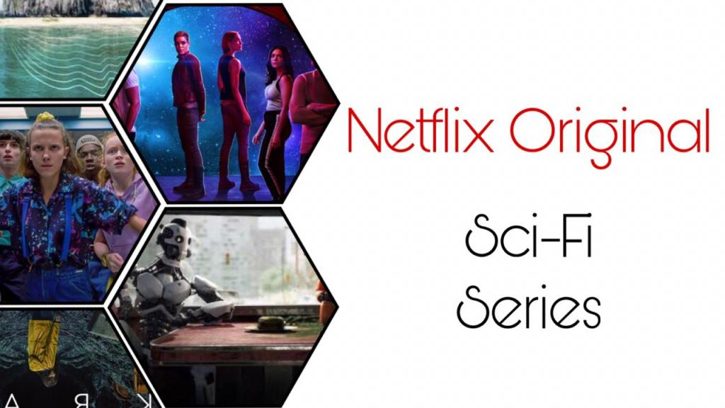 Best Netflix Original Sci-fi Series