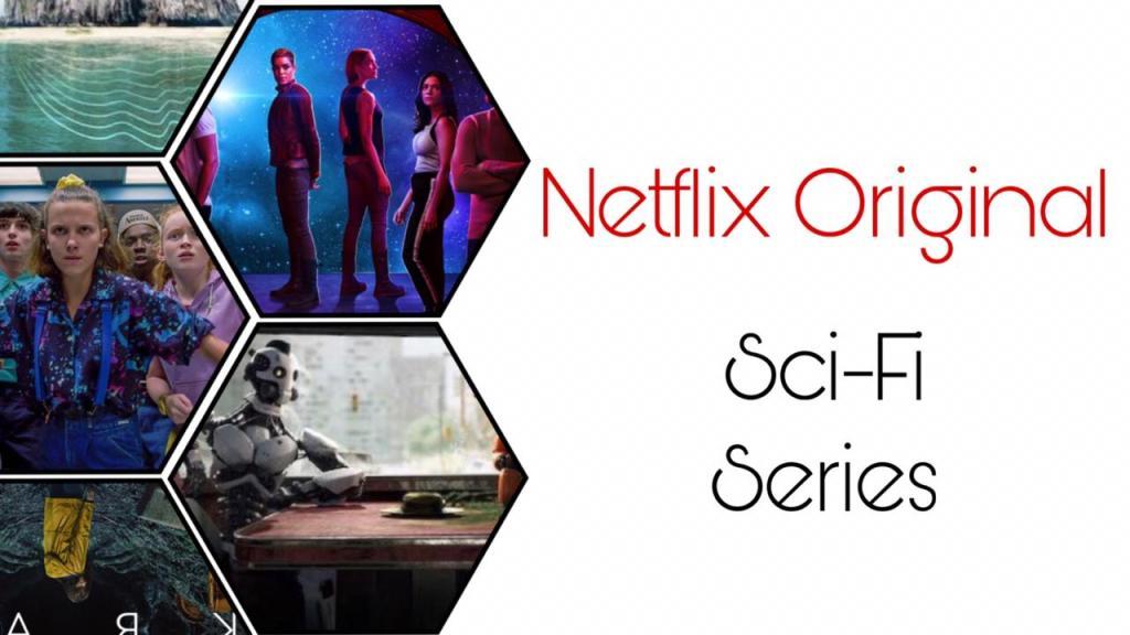 Best Netflix Original Sci-fi Series