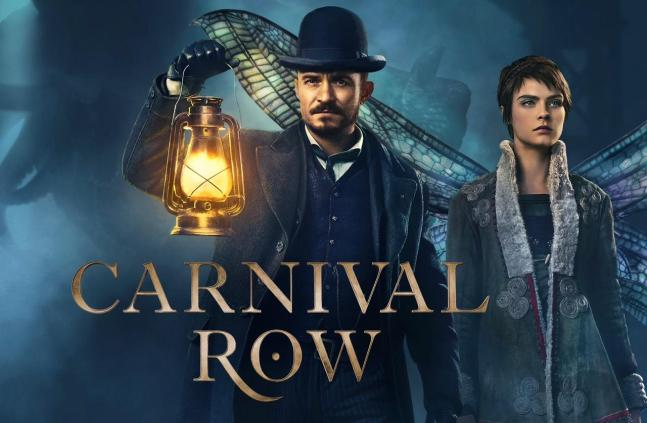 Carnival Row Best Fantasy Series on Amazon Prime