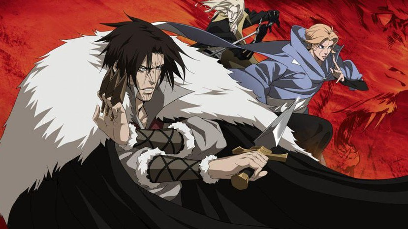 Castlevania best netflix original anime