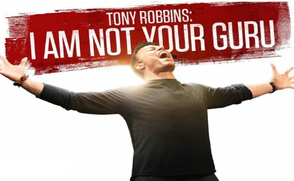 Tony Robbins best documentary for entrepreneurs on Netflix