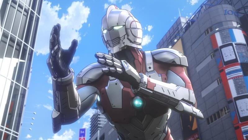Ultraman Netflix Original Anime