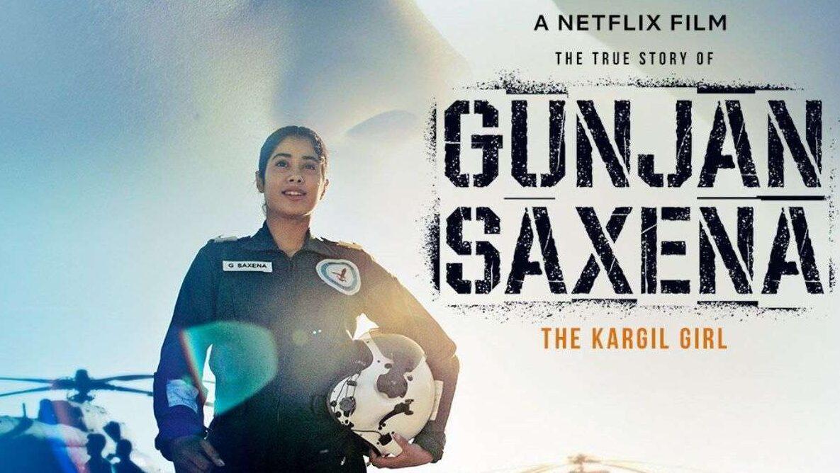 gunjan saxena netflix original movie hindi