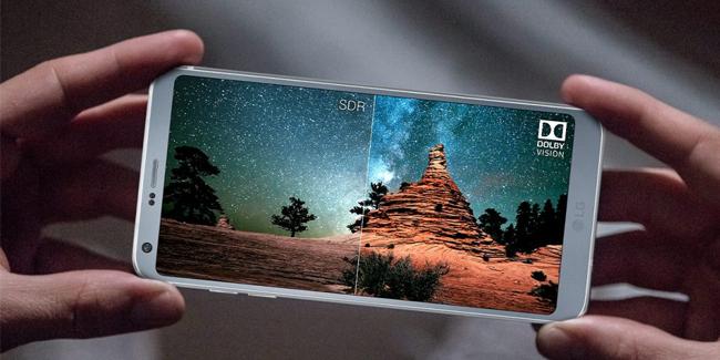 LG G6 recibe la certificación HDR y Dolby Vision de Netflix