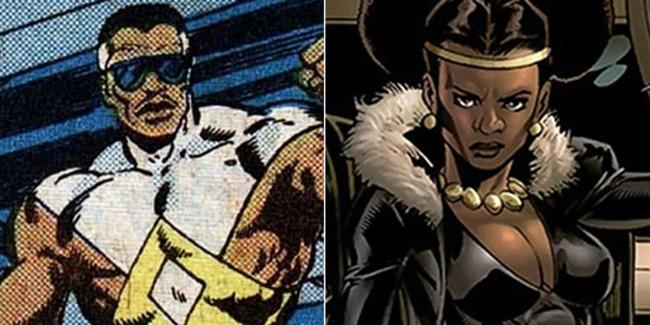 Luke Cage: Mustafa Shakir y Gabrielle Dennis serán Bushmaster y Nightshade