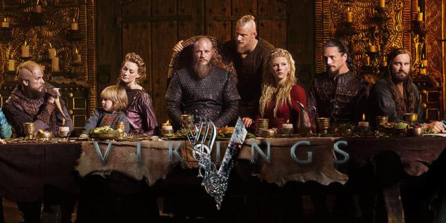 Se acerca la quinta temporada de Vikings