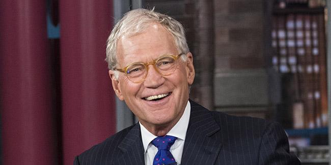 David Letterman volverá a realizar una nueva versión de su show TV por Netflix