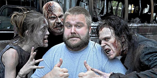 El creador de The Walking Dead realizará una serie TV para Amazon