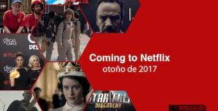 Las mejores series de Netflix para el otoño de 2017 - 1