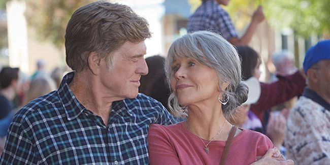 Nosotros en la noche, Jane Fonda y Robert Redford juntos nuevamente