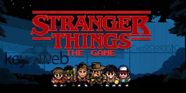 Netflix lanza el juego de Stranger Things