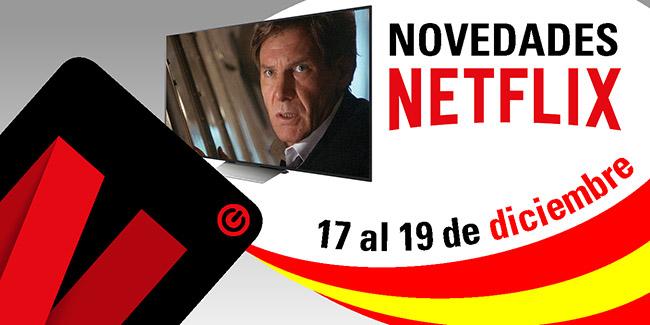 Novedades Netflix España: del 17 al 19 de diciembre de 2017