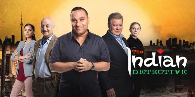 The Indian Detective a partir de hoy en Netflix