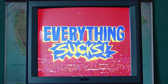 Everything Sucks!, la serie coming of age de Netflix ambientada en los años '90