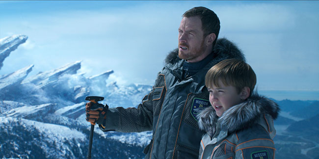 Lost in Space, Netflix renueva la serie para una segunda temporada