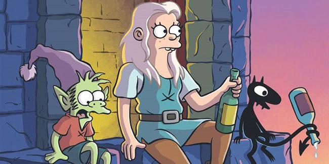 (Des)encanto, el tráiler de la serie animada de Matt Groening