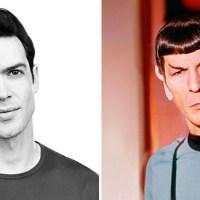 Star Trek: Discovery encontró a su señor Spock