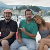 Murder Mystery, primeras imágenes del filme Netflix con Adam Sandler y Jennifer Aniston
