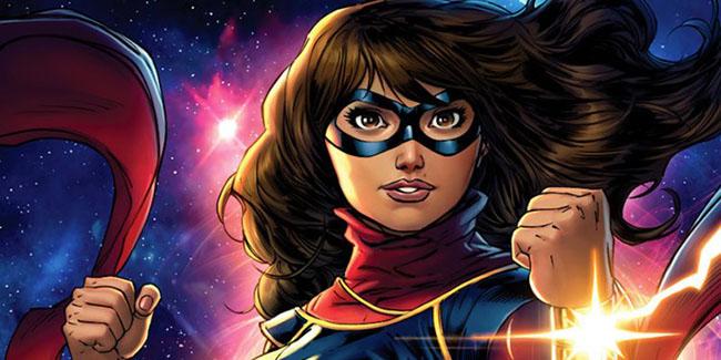 Ms. Marvel, la serie de televisión se hará y estará disponible en Disney+