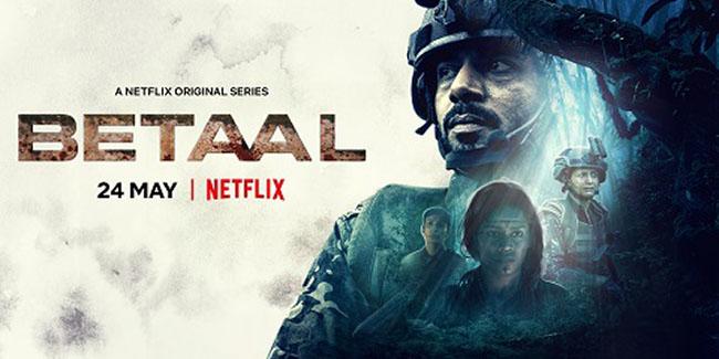 El tráiler de Betaal, la nueva serie de Netflix producida por Blumhouse