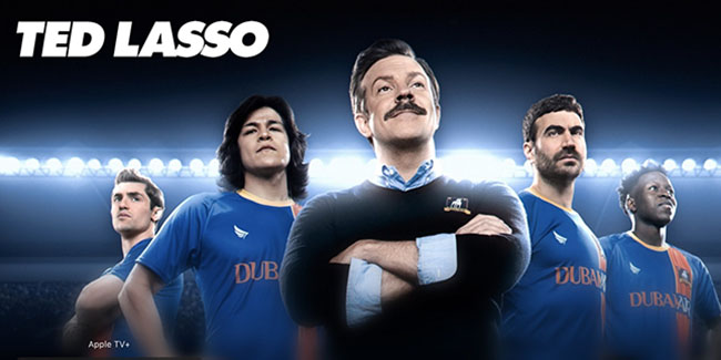 Ted Lasso, un coach americano en Londres por Apple TV+