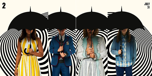 The Umbrella Academy, el primer tráiler de la temporada 2