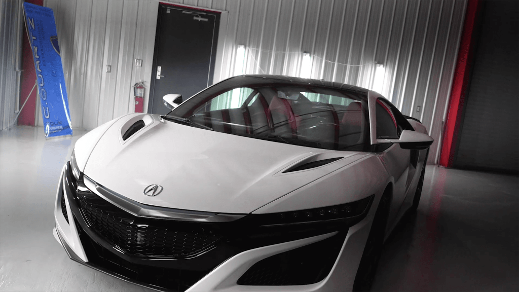 Prieg's Detail Garage (NSX) (Video)