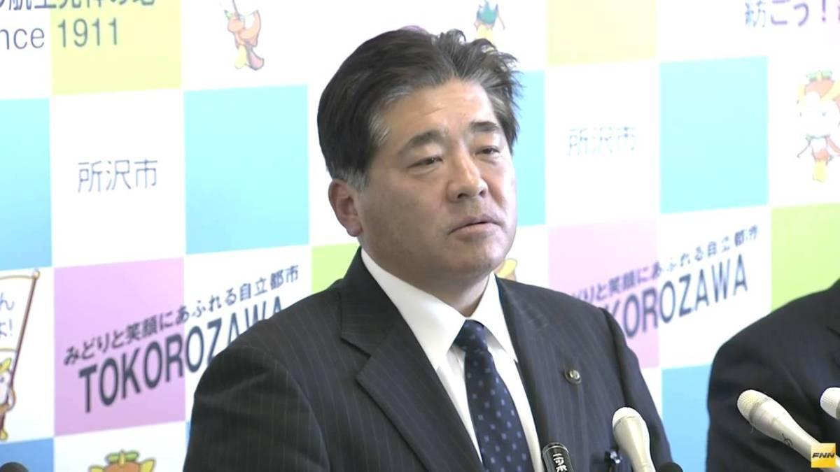 画像 所沢市長「学校にエアコンつけたくない!子供は汗をかくほうが健康に良い」