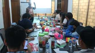 sekolah pemilu untuk jurnalis (5)