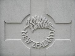 New Zealand war grave