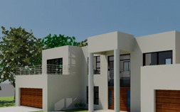 House plan South Africa, House plans with photos, 4 bedroom house plan, double story 4 bedroom house plan,