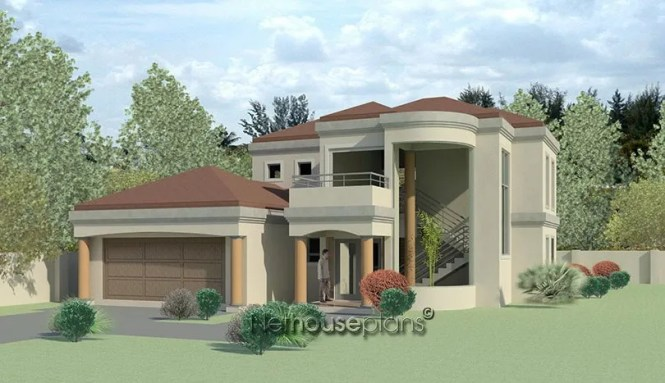 House Plan T382dm Home Designs Architectural Designsnethouseplans Tuscan Design With 3 Bedroom