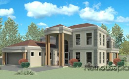 house plans south africa southern living house plans House and home private property architects best house designs 3d house plans modern architecture architektura home design ideas famous architects ranch house plans building plans blue valley golf estate houses with 5 garages build your own house design your own house Nethouseplans.com - Modern tuscan style house plan with 5 bedrooms