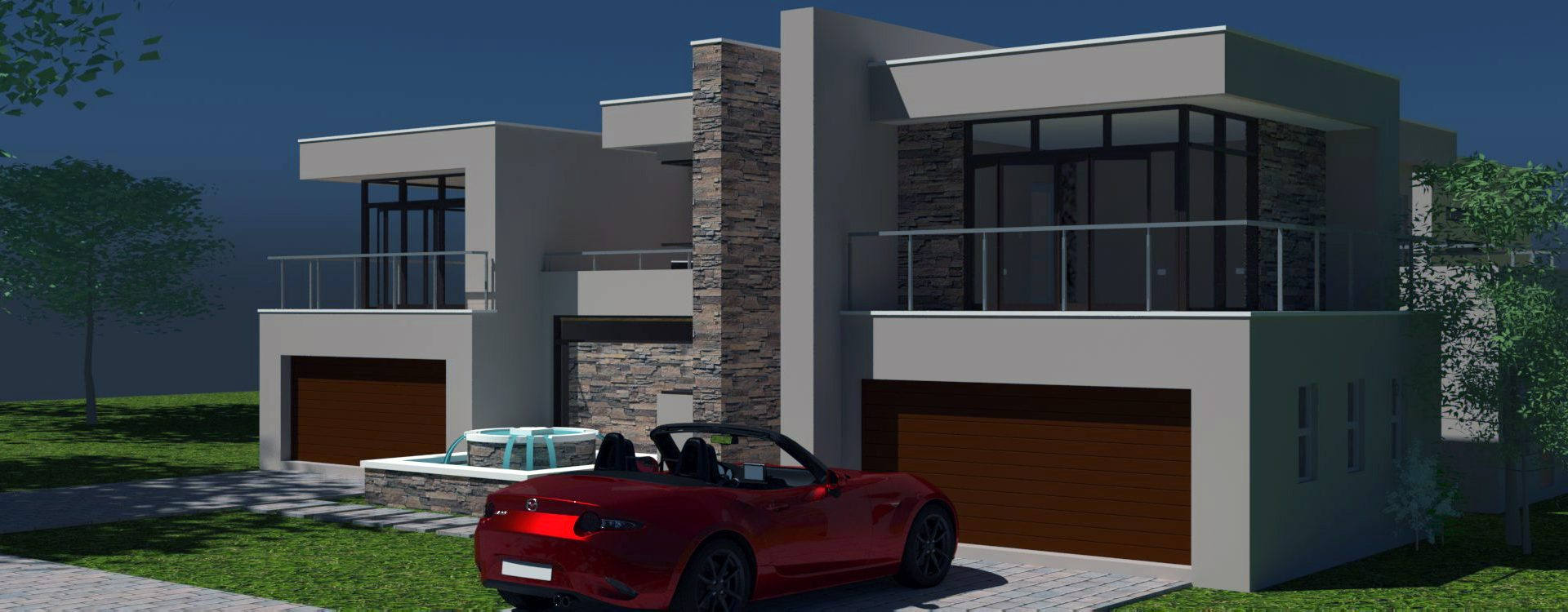 House Plans South Africa 4 Bedroom House Plans
