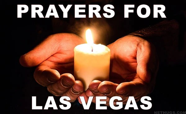 please pray for las